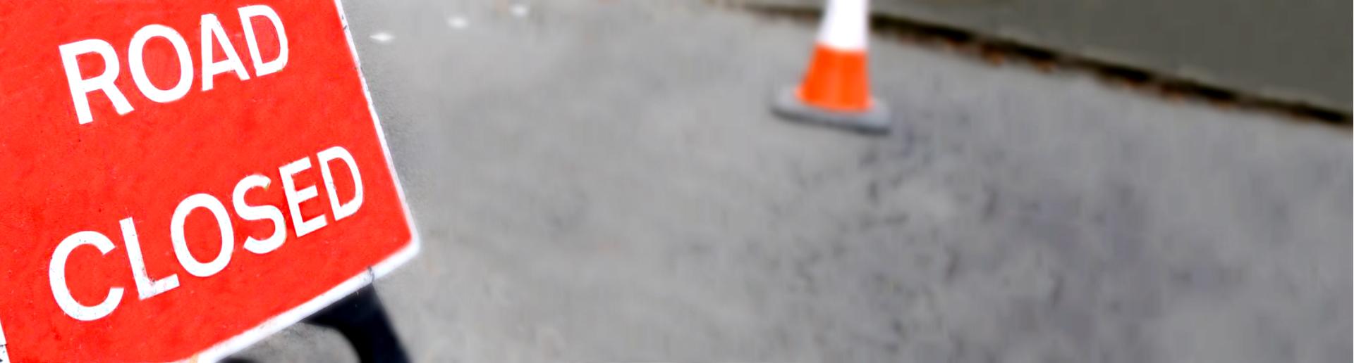 Planned Road Closure: Esterley Tibbetts Highway