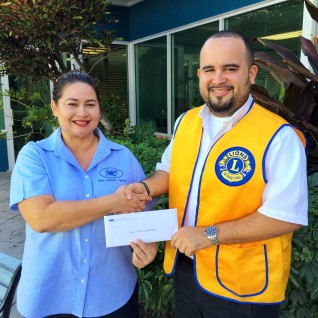Project Angel Tree Supports Brac Lions