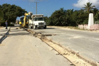 Phase II of Bodden Town Pipeline Project to Recommence