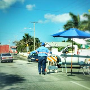 Public Service Announcement - Condor Road Pipelaying