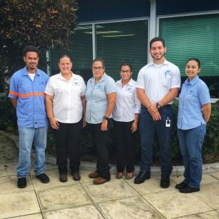 Water Authority Laboratory Accreditation Renewed