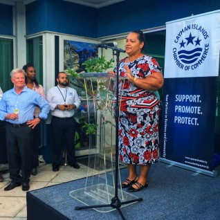 Water Authority Hosts 35th Anniversary Business After Hours