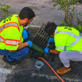 Water Authority Begins Testing Stormwater Well Waste