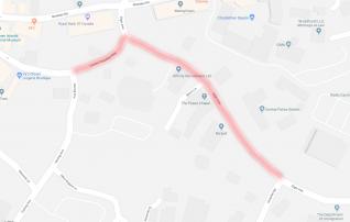 Public Service Announcement - Partial Closure of Elgin Ave
