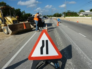Public Service Announcement - Planned Works: Controlled Traffic on North Sound Rd and Crewe Rd