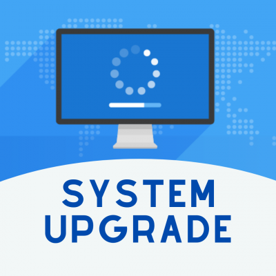 Office Closure for System Upgrade