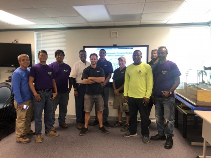OWTS O&M Certification Course